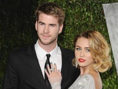 Miley Cyrus va Liam Hemsworth bi don huy hon va chia tay hinh anh