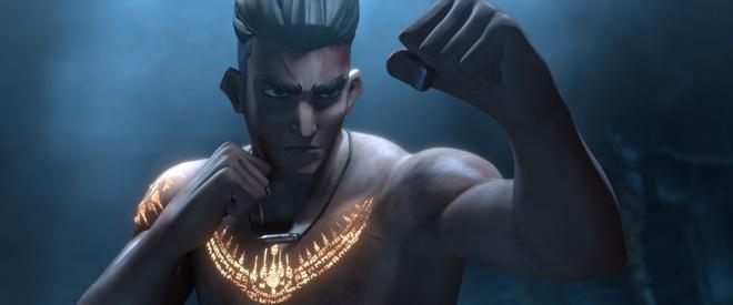 'Huyen thoai Muay Thai': Tham vong vuon the gioi cua xu chua vang hinh anh 10