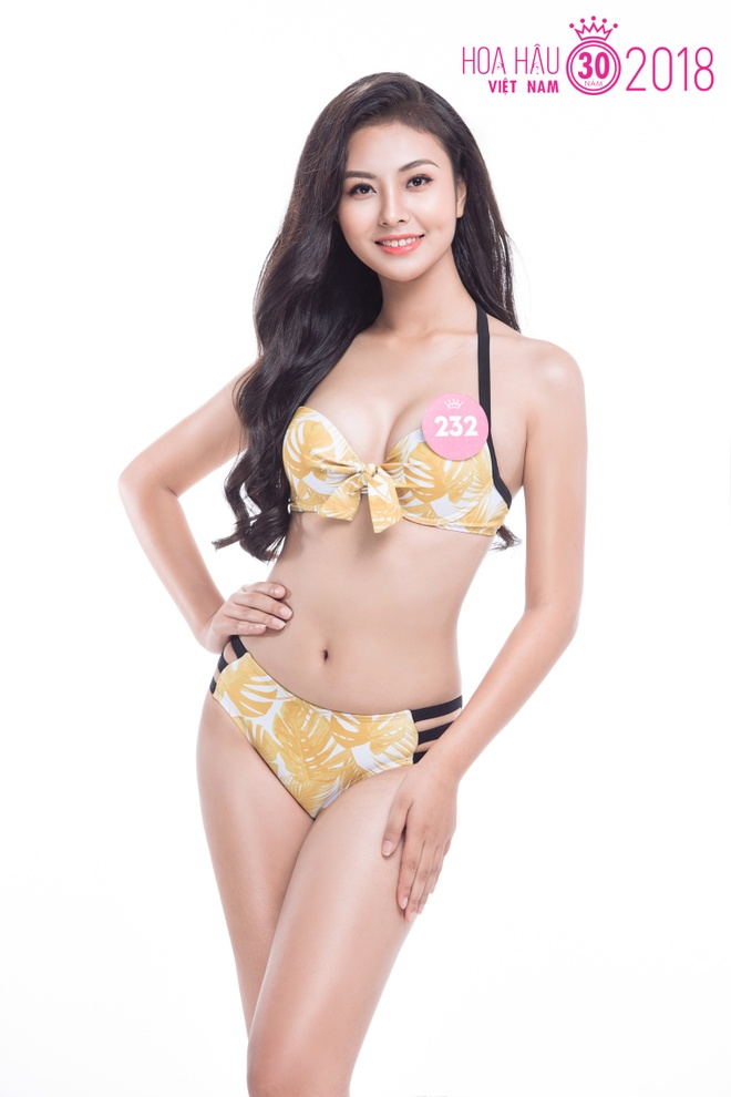 Anh bikini va chi so hinh the cua nguoi dep Hoa hau Viet Nam phia Bac hinh anh 15