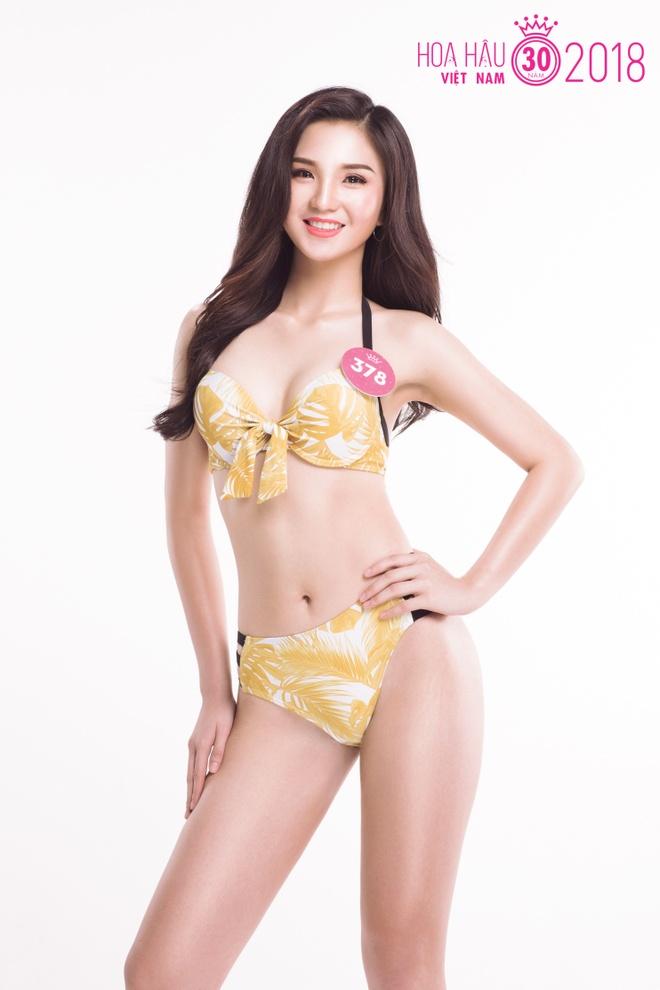 Anh bikini va chi so hinh the cua nguoi dep Hoa hau Viet Nam phia Bac hinh anh 18