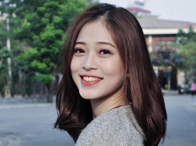 Ung vien noi bat o Hoa hau Viet Nam 2018 xinh dep, thong minh the nao? hinh anh
