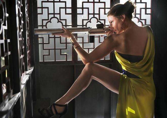 Rebecca Ferguson: Da nu dep va ngau cua 'Mission: Impossible' hinh anh