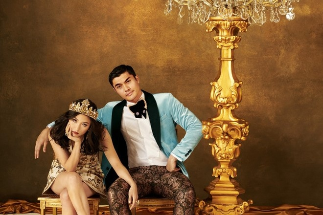 Trailer phim 'Crazy Rich Asians' hinh anh
