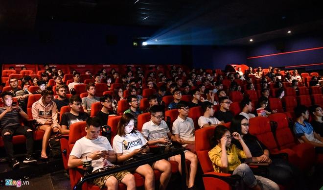Lịch chiếu phim miễn phí tại Bà Rịa - Vũng Tàu dịp Liên hoan phim Việt Nam