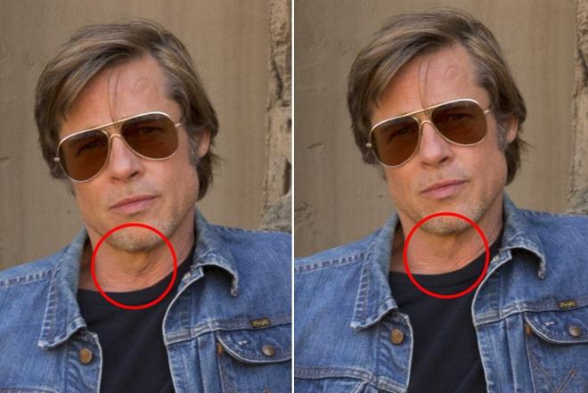 Anh photoshop cua Leonardo DiCaprio: Hollywood khong cho phep lao hoa? hinh anh 2