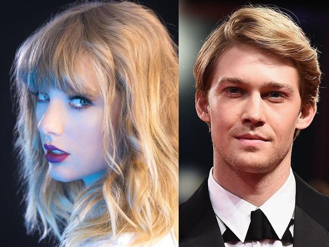 Yeu nam than nuoc Anh, Taylor Swift khong con la 'con ran hao trai'? hinh anh
