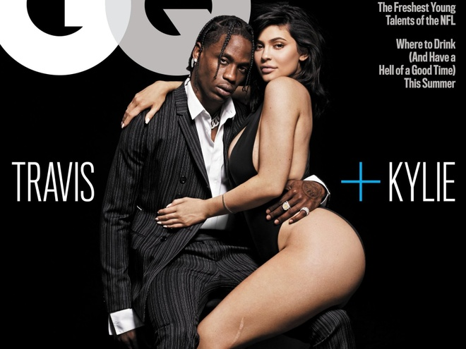 Kylie Jenner - Travis Scott: Doi tre quyen luc bat chap tin don do vo hinh anh