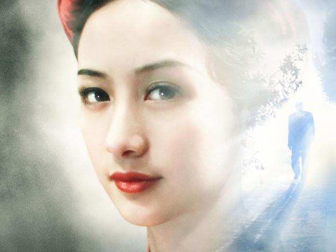 Jun Vu, Dinh Ngoc Diep khoe ve dep ngoc nu tren poster 'Nguoi bat tu' hinh anh