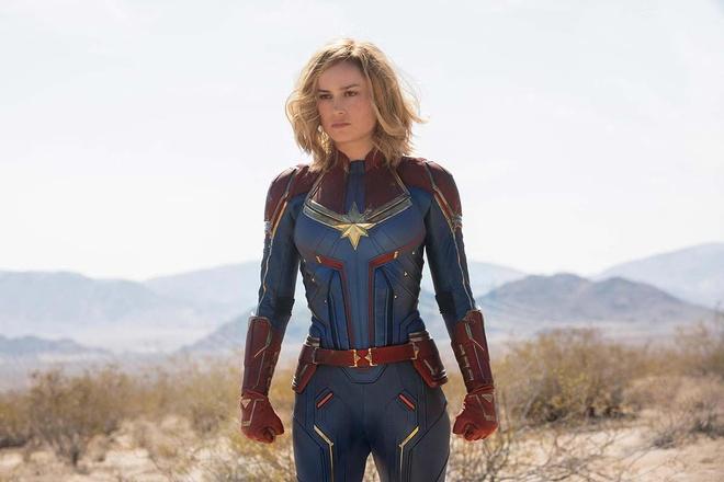 Captain Marvel - tu nhan vat cua DC den anh hung manh nhat MCU hinh anh