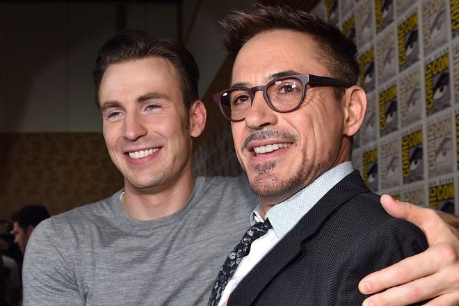 Phan ung xuc dong cua Iron Man khi Captain America roi MCU hinh anh