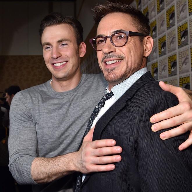 Phan ung xuc dong cua Iron Man khi Captain America roi MCU hinh anh 2