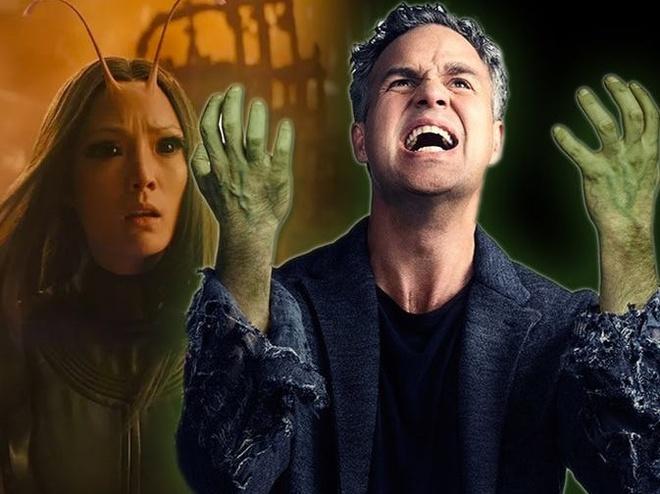 Mark Ruffalo vo tinh tiet lo ten 'Avengers 4'? hinh anh