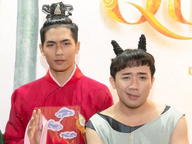 Tran Thanh: 'Noi thang luon la doi toi chua co bo phim nao ra hon' hinh anh