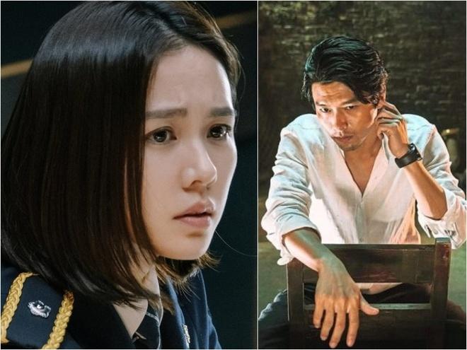 Son Ye-jin dep khi chat khi doi dau voi 'ke bat coc mau lanh' Hyun Bin hinh anh
