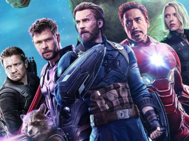 Ky luat sat cua 'Avengers 4': Dien vien phai nop lai kich ban moi ngay hinh anh