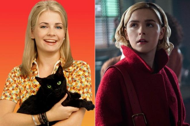 Phien ban kinh di cua 'Sabrina, co phu thuy nho' co gi moi? hinh anh