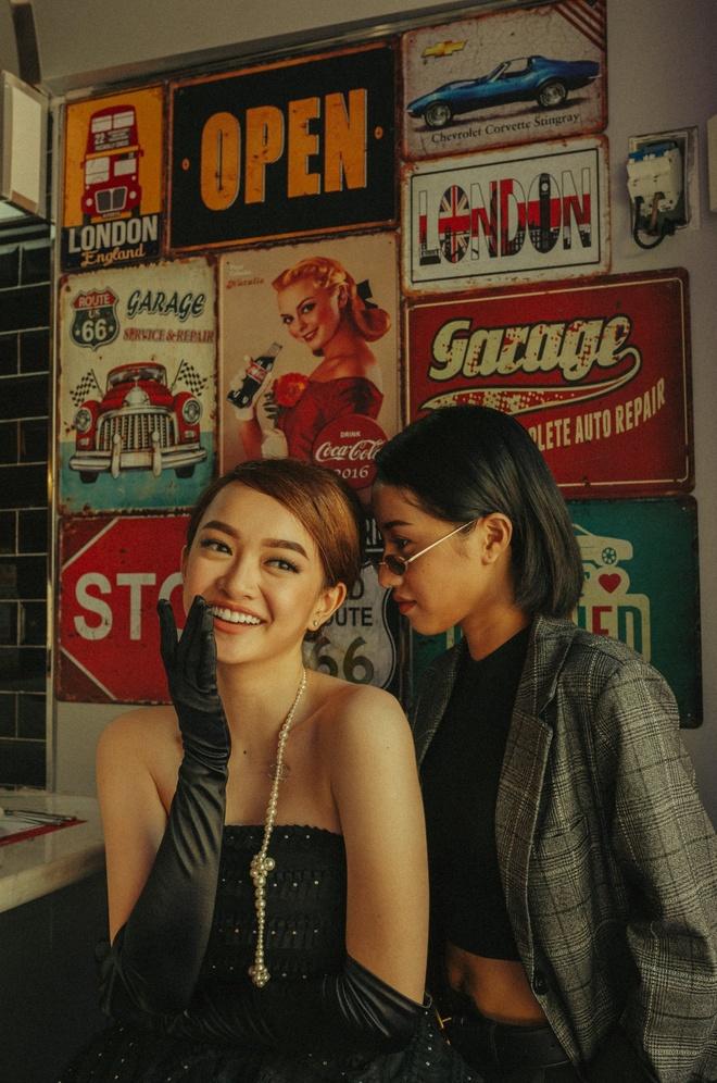 Vo chong Tang Thanh Ha va dan sao Viet hoa trang Halloween hinh anh 10