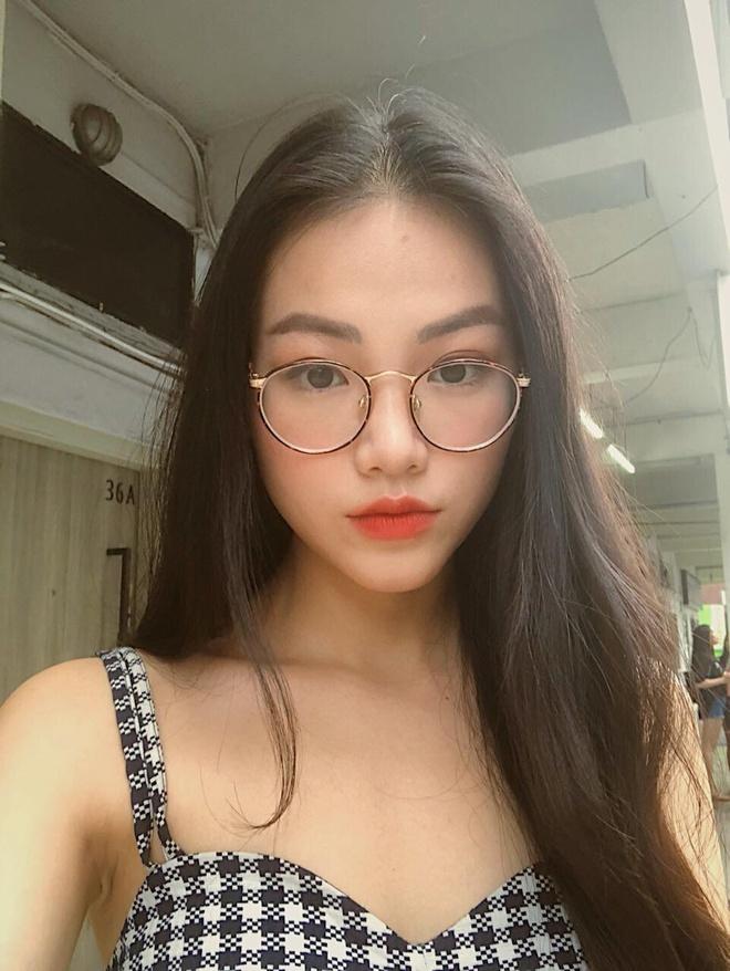 Nhan sac doi thuong nong bong cua tan Hoa hau Trai dat Phuong Khanh hinh anh 6