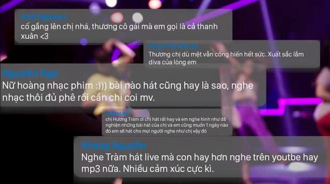 Sau vu boc da tay ri mau, Huong Tram ra MV ve mat trai cua danh tieng hinh anh 2