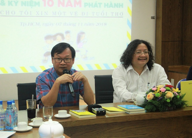Nguyen Nhat Anh xung phong dong nam chinh 'Mat biec' cua Victor Vu hinh anh 1