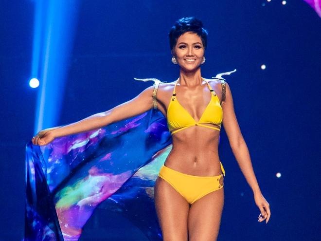 Dang sau chien luoc hang ty dong dua H'Hen Nie vao Top 5 Miss Universe hinh anh