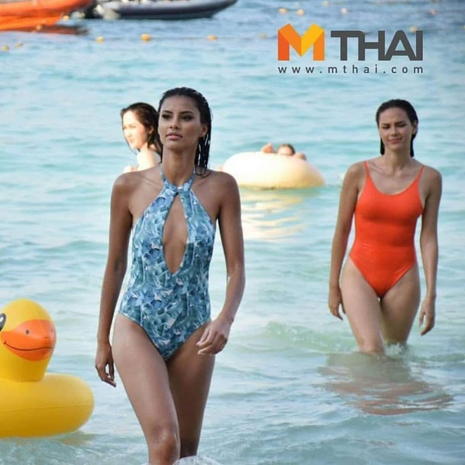H'Hen Nie dien bikini boc lua, my nhan Philippines lo eo banh mi hinh anh 7