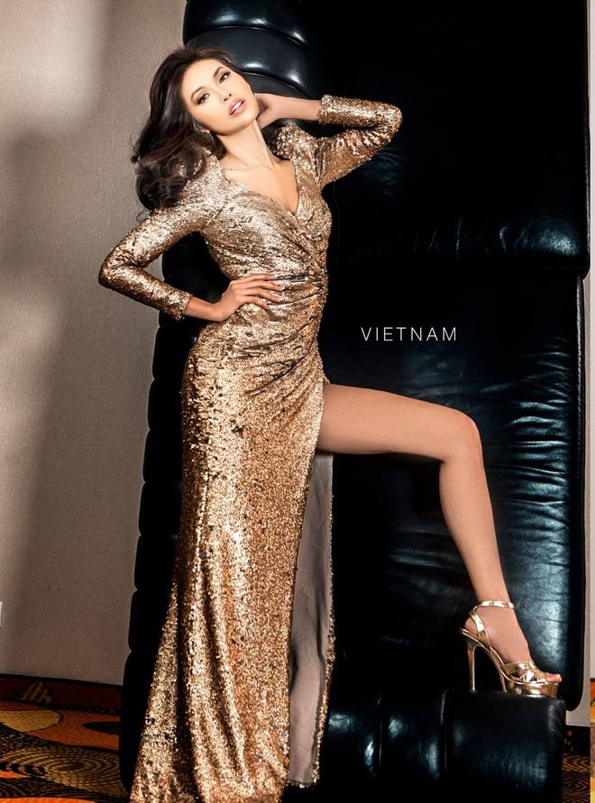 Minh Tu khoc, nhan gui antifan khi dung chan Top 10 Miss Supranational hinh anh 1