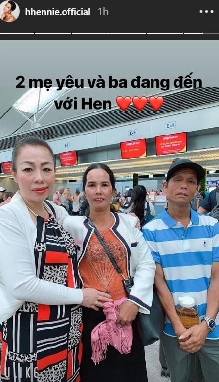 Bo me H'Hen Nie tu Dak Lak toi Thai Lan co vu con thi Hoa hau Hoan vu hinh anh 1