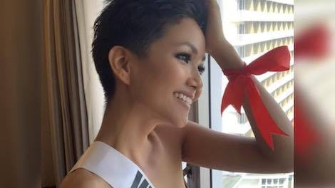 H'Hen Nie: 'Xin dung trach moc chi phien dich o Miss Universe' hinh anh