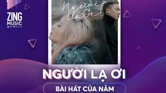 ZMA 2018 vinh danh Huong Tram, 'Nguoi la oi' hinh anh