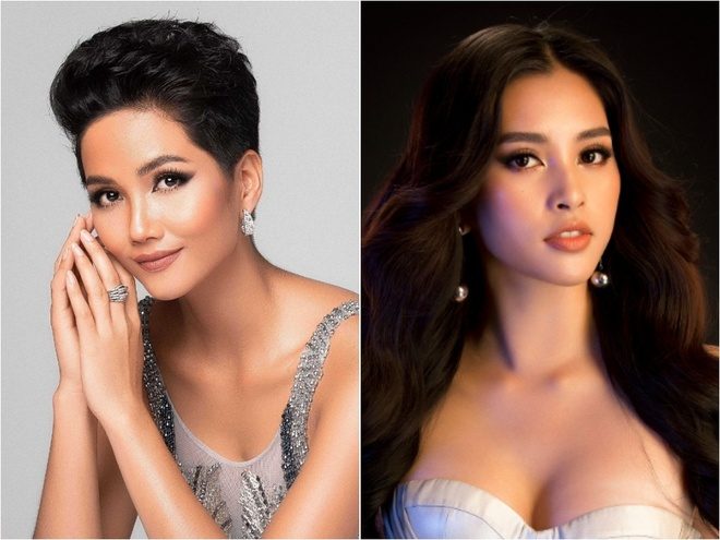H'Hen Nie va Tieu Vy vao Top 50 Miss Grand Slam, Phuong Khanh bi loai hinh anh