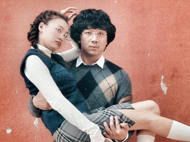 Tran Thanh: 'Nu hon voi Lan Ngoc trong phim day dan vat' hinh anh