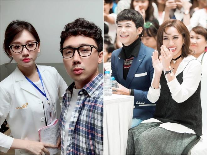 Tran Thanh: 'Nu hon voi Lan Ngoc trong phim day dan vat' hinh anh 3