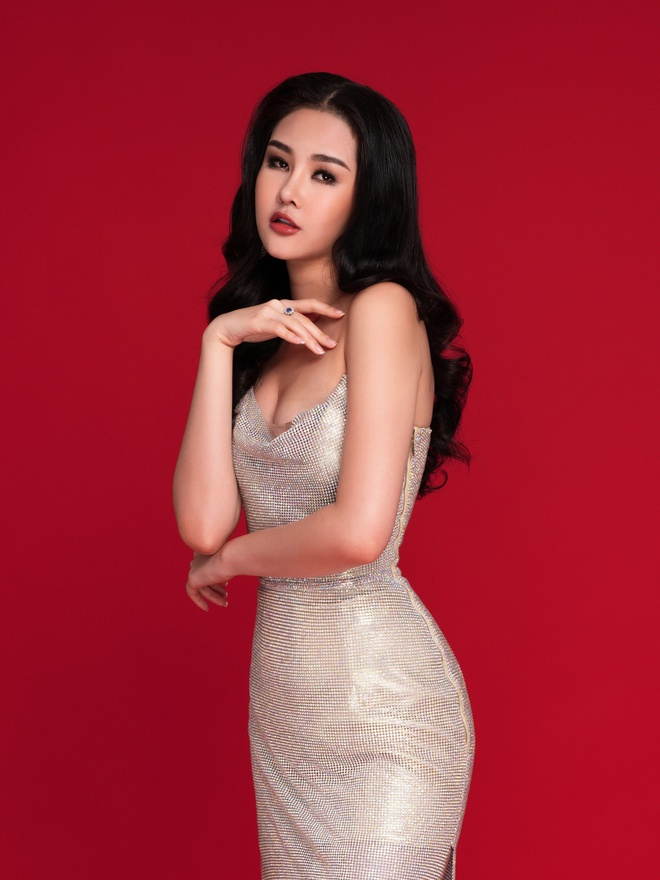 Le Au Ngan Anh co the doat a hau HH Lien luc dia 2018 khi vao top 6 hinh anh 1
