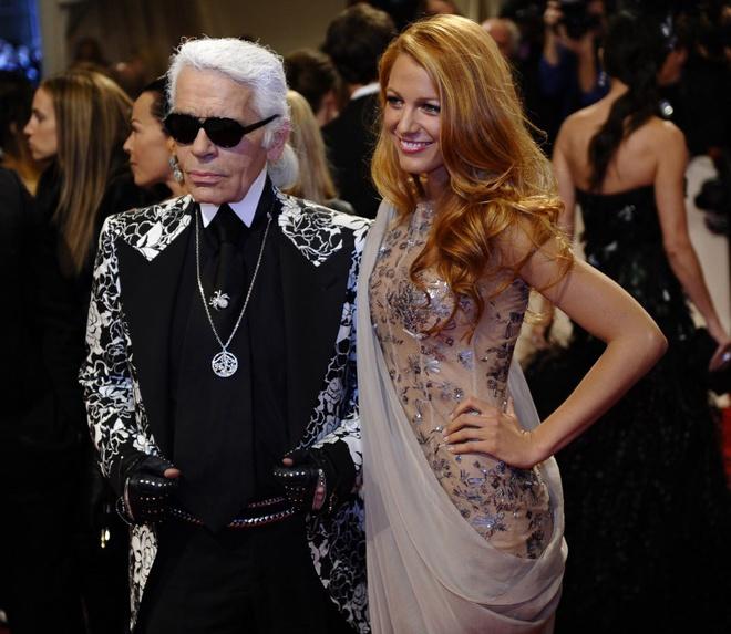 Nhan sac 10 nang tho xinh dep nhat cua 'bo gia Chanel' Karl Lagerfeld hinh anh 13