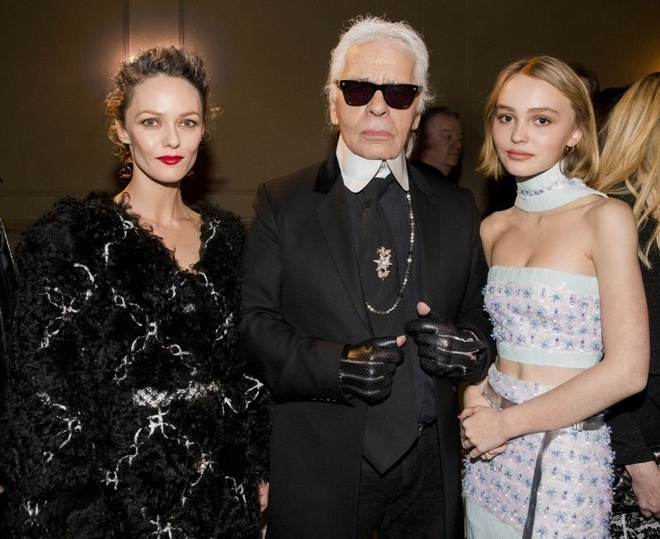 Nhan sac 10 nang tho xinh dep nhat cua 'bo gia Chanel' Karl Lagerfeld hinh anh 10