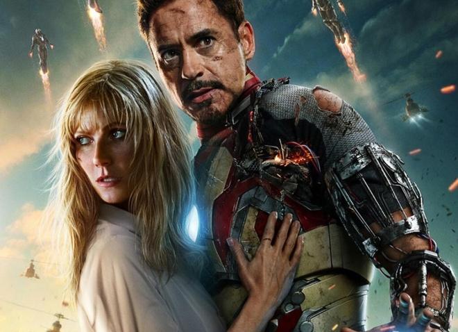'Ban gai Iron Man' gia tu vu tru Marvel hinh anh 1
