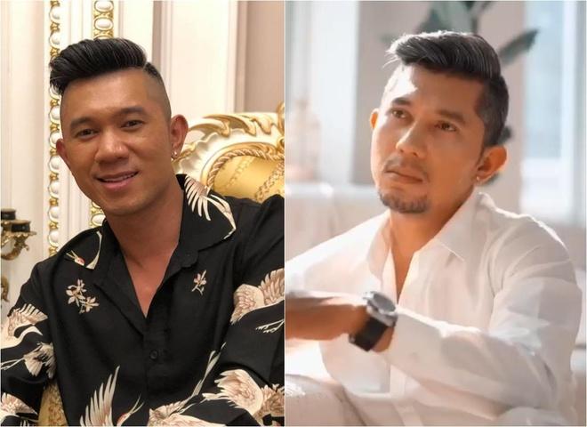 Luong Bang Quang va 7 sao Viet thay doi guong mat hoan toan vi dao keo hinh anh 2