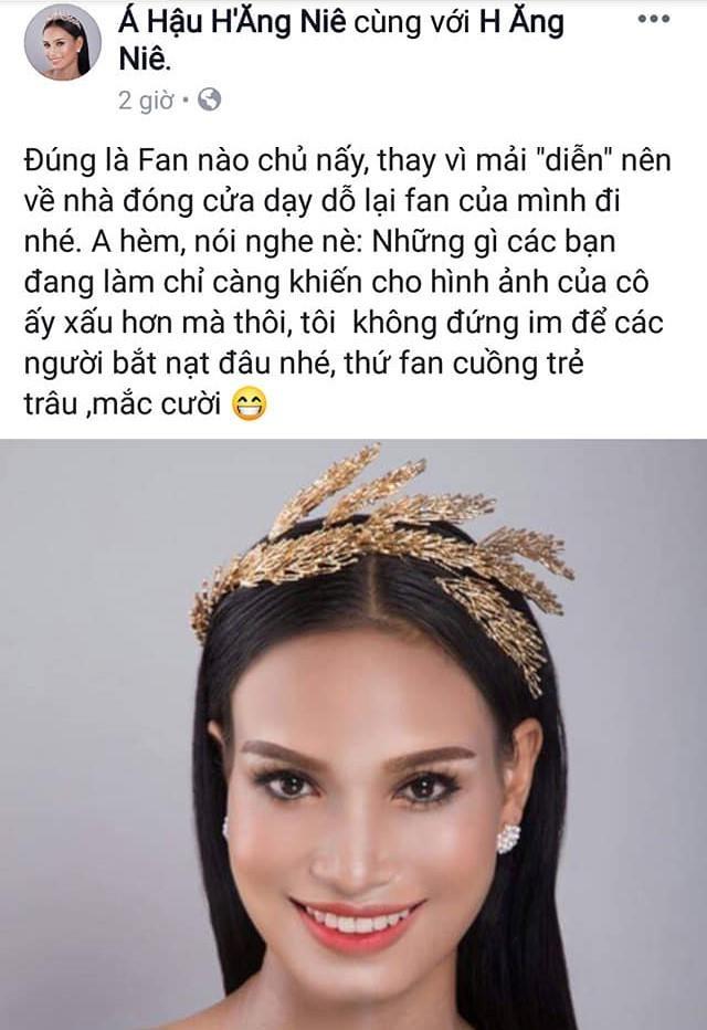 Bi nem da vi nghi chui xeo H'Hen Nie, nguoi mau H'Ang Nie noi gi? hinh anh 1