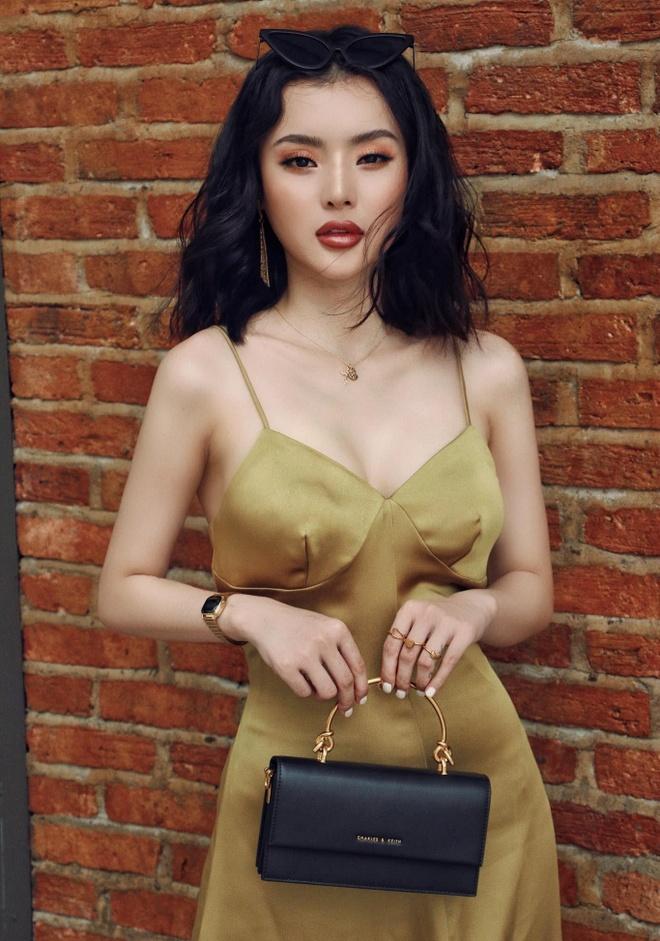 Em gai Angela Phuong Trinh xinh dep, quyen ru hon khi bot khoe than hinh anh 5