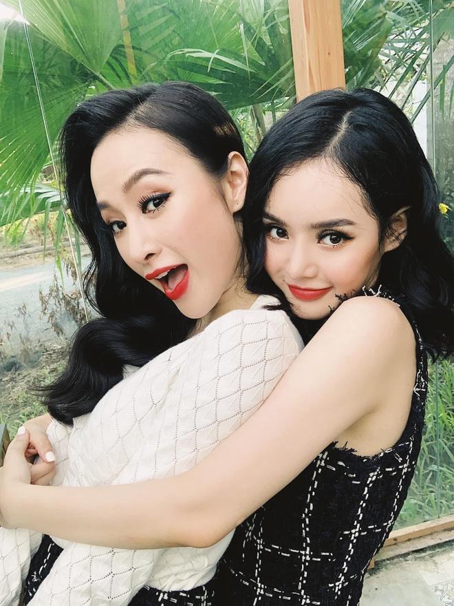 Em gai Angela Phuong Trinh xinh dep, quyen ru hon khi bot khoe than hinh anh 1