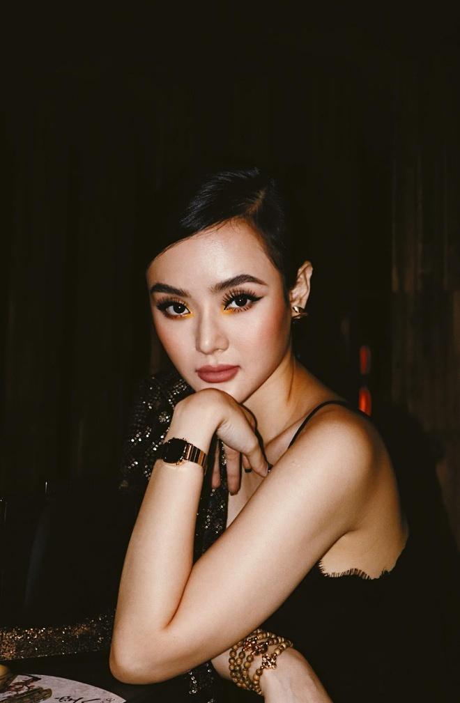 Em gai Angela Phuong Trinh xinh dep, quyen ru hon khi bot khoe than hinh anh 6