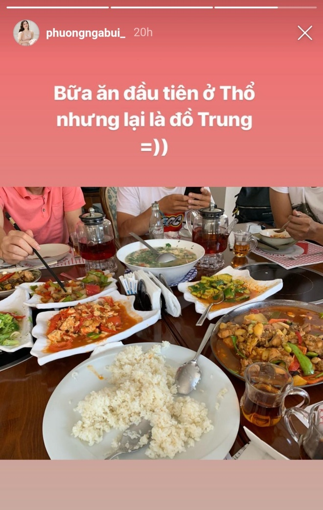 A hau Phuong Nga, Binh An dien dep, dat tay nhau du ngoan Tho Nhi Ky hinh anh 4