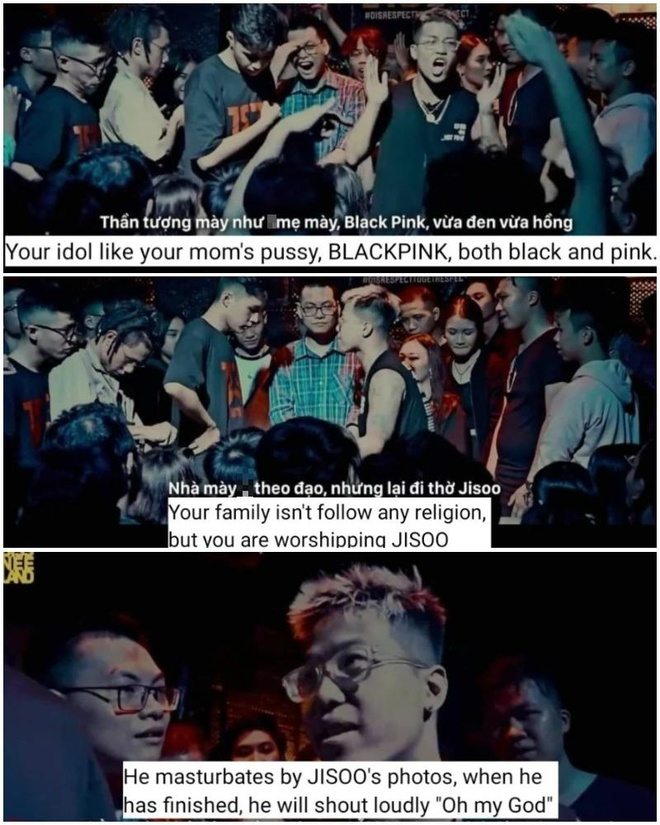 Bao Han phan no vi rapper Viet hat tuc tiu ve Jisoo (Black Pink) hinh anh 1