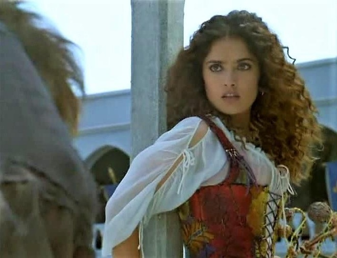 3 my nhan tuyet sac dong nang Esmeralda trong 'Nha tho Duc Ba Paris' hinh anh 8