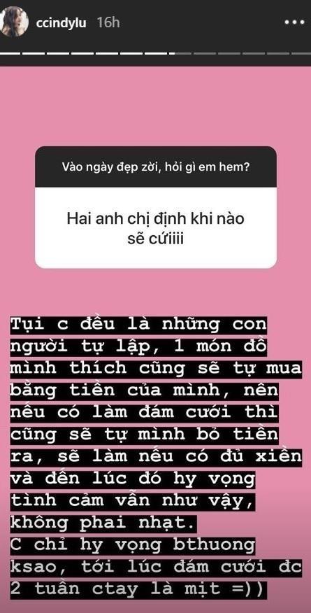 Ban gai lo so cuoi Hoai Lam duoc 2 tuan thi chia tay hinh anh 1
