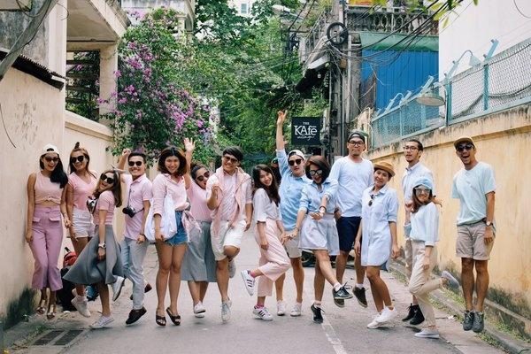 Nhom ban than Thai Lan chup anh nhu mau thoi trang tai VN hinh anh 9  Nhóm bạn thân Thái Lan chụp ảnh như mẫu thời trang tại VN