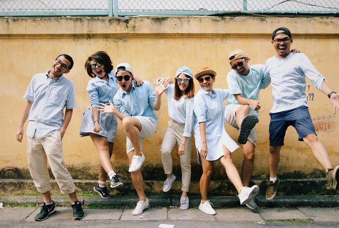 Nhom ban than Thai Lan chup anh nhu mau thoi trang tai VN hinh anh 10  Nhóm bạn thân Thái Lan chụp ảnh như mẫu thời trang tại VN