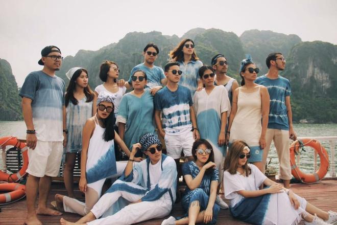 Nhom ban than Thai Lan chup anh nhu mau thoi trang tai VN hinh anh 1  Nhóm bạn thân Thái Lan chụp ảnh như mẫu thời trang tại VN