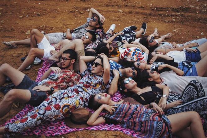Nhom ban than Thai Lan chup anh nhu mau thoi trang tai VN hinh anh 4  Nhóm bạn thân Thái Lan chụp ảnh như mẫu thời trang tại VN